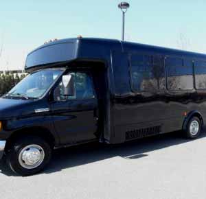 Party Bus Rental near Honolulu