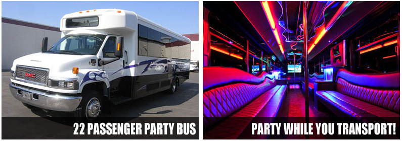 Airport Transportation party bus rentals Honolulu