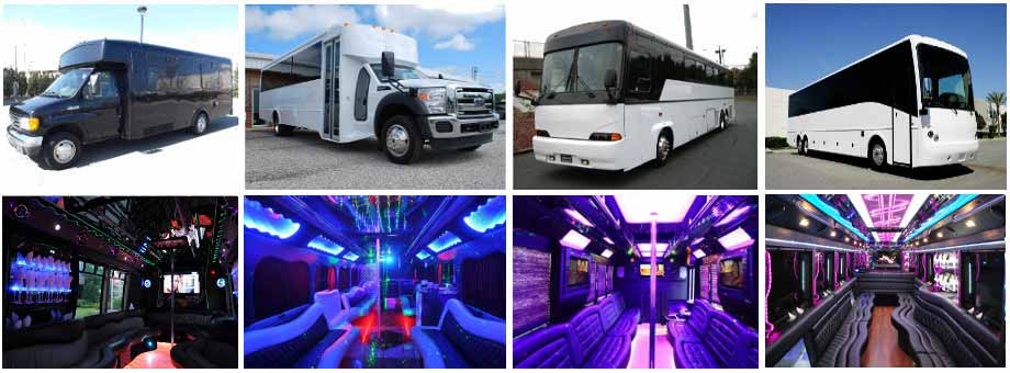 Prom & Homecoming Party buses Honolulu